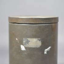 Image of 1970.096.178ab - Canister, Food Storage