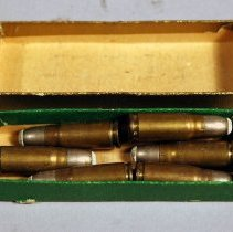 Image of 1971.027.005abcdef - Cartridge, Caseless