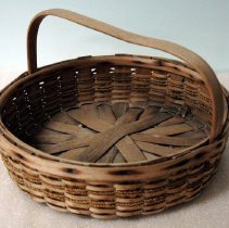 Image of 1971.078.012 - Basket, Carrying