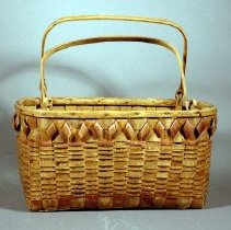 Image of 1974.016.001 - Basket, Carrying