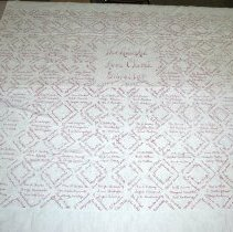 Image of 1974.038.001 - Quilt, Bed