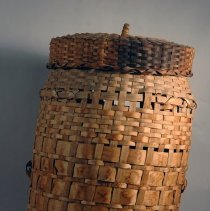 Image of 1974.083.002ab - Basket, Household