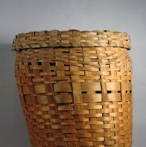 Image of 1974.083.007ab - Basket, Household