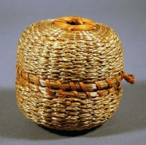 Image of 1976.016.001ab - Holder, String