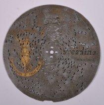 Image of Disc, Music-box