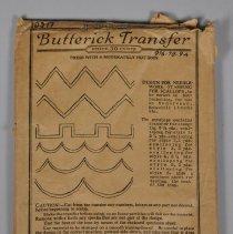 Image of 1976.078.009abc - Pattern