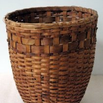 Image of 1976.190.002 - Basket, Household
