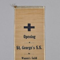Image of 1977.073.004 - Ribbon, Commemorative
