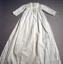 Image of 1980.252.004 - Gown, Baptismal