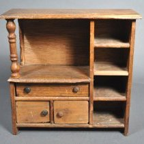 Image of 1981.070.002ab - Furniture, Doll