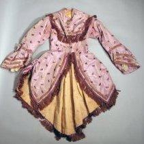 Image of 1985.060.001 - Coat, Cutaway