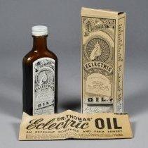 Image of 1985.068.025abc - Bottle, Medicine