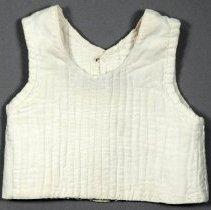 Image of 1987.004.001 - Vest