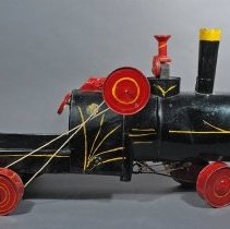 Image of 1989.011.003 - Engine, Toy Steam