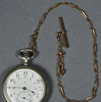 Image of 1990.056.015 - Chain, Watch