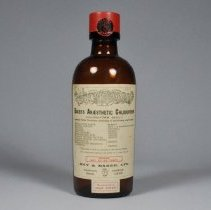 Image of 1991.008.010 - Bottle, Medicine