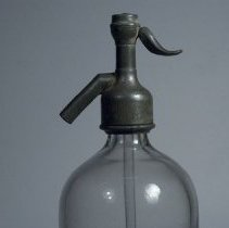 Image of Bottle, Siphon
