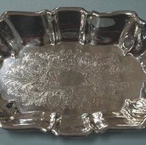 Image of 1996.040.006 - Tray, Serving