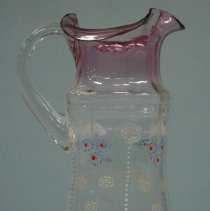 Image of 1997.025.001 - Pitcher, Ice Water