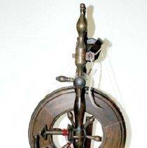 Image of 1998.030.087 - Wheel, Spinning
