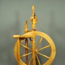 Image of 1998.030.130 - Wheel, Spinning
