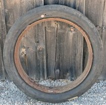 Image of 2000.009.042 - Tire