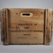 Image of Crate, Shipping