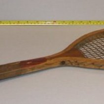 Image of 2005.014.001 - Racket, Tennis