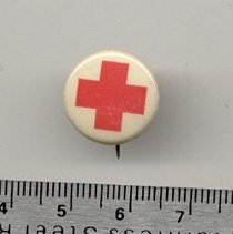 Image of Red Cross Pin