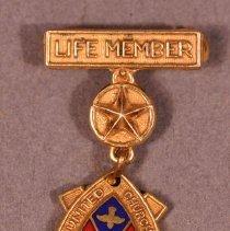 Image of 2009.089.013 - Pin, Membership