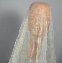 Image of 2011.044.002 - Veil, Wedding