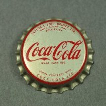 Image of 2012.078.044 - Cap, Bottle