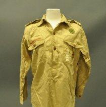 Image of 2012.085.006 - Uniform