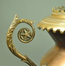 Image of Urn, Tea (side handle)