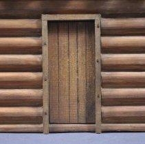 Image of Model - Door detail