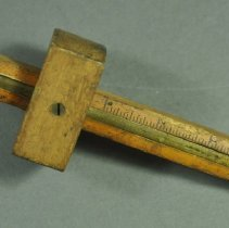 Image of Gauge, Marking - Full View (side 3)