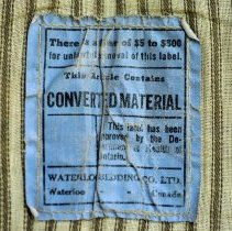 Image of Mattress - Cloth Label