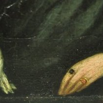 Image of Painting - Detail of hands