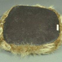 Image of Bottom of Coon Skin Slipper