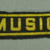 Image of 2013.034.010 - Badge, Merit