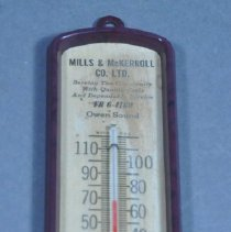 Image of 2013.043.009 - Thermometer
