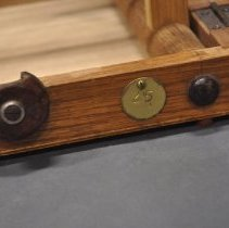 Image of Kirk Number 25 on the Upright Charkha Case