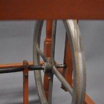 Image of Metal Drive Wheel of Sifton Wheel