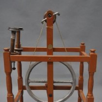 Image of Frontal View of Sifton Spinning Wheel