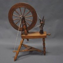 Image of Back View of the Kirk Wheel