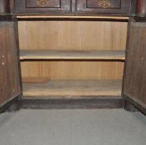 Image of Interior of the Sideboard's Cupboard Space