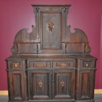 Image of Queen's Hotel Sideboard (Frontal View)