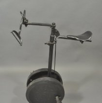 Image of Proper Left Side of Stationary Bicycle