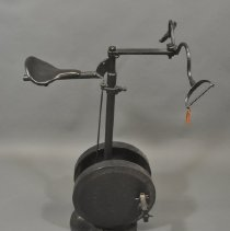 Image of Proper Right Side of Stationary Bicycle