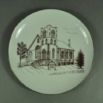 Image of 2014.029.003 - Plate, Commemorative